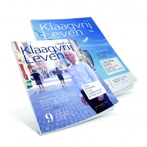 Nieuw! Klaagvrij Leven Magazine