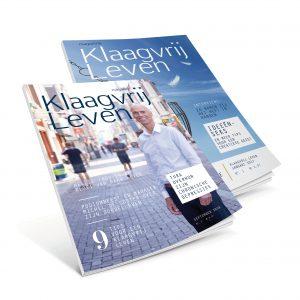 Aanbieding Klaagvrij Leven Magazine